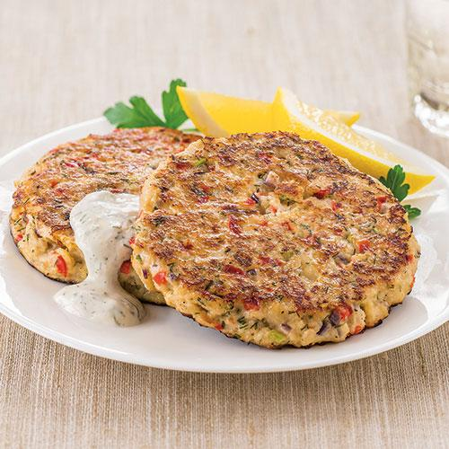 G FISH PATTIES - 4 PCS