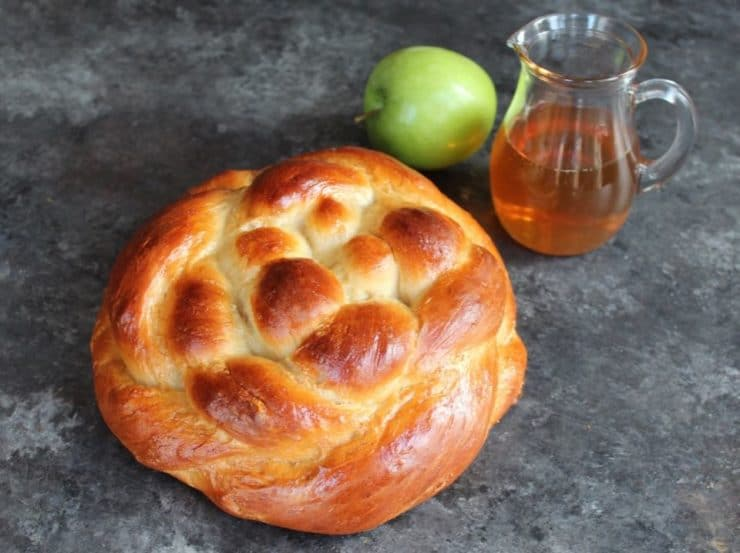 TRADITIONAL ROUND CHALLAH