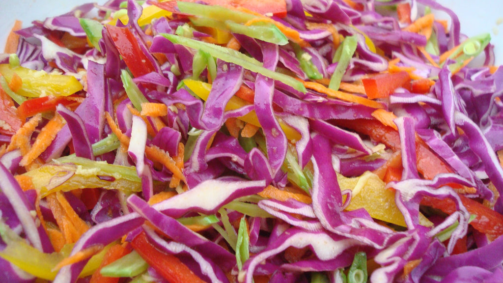 ASIAN SLAW - 1 PINT