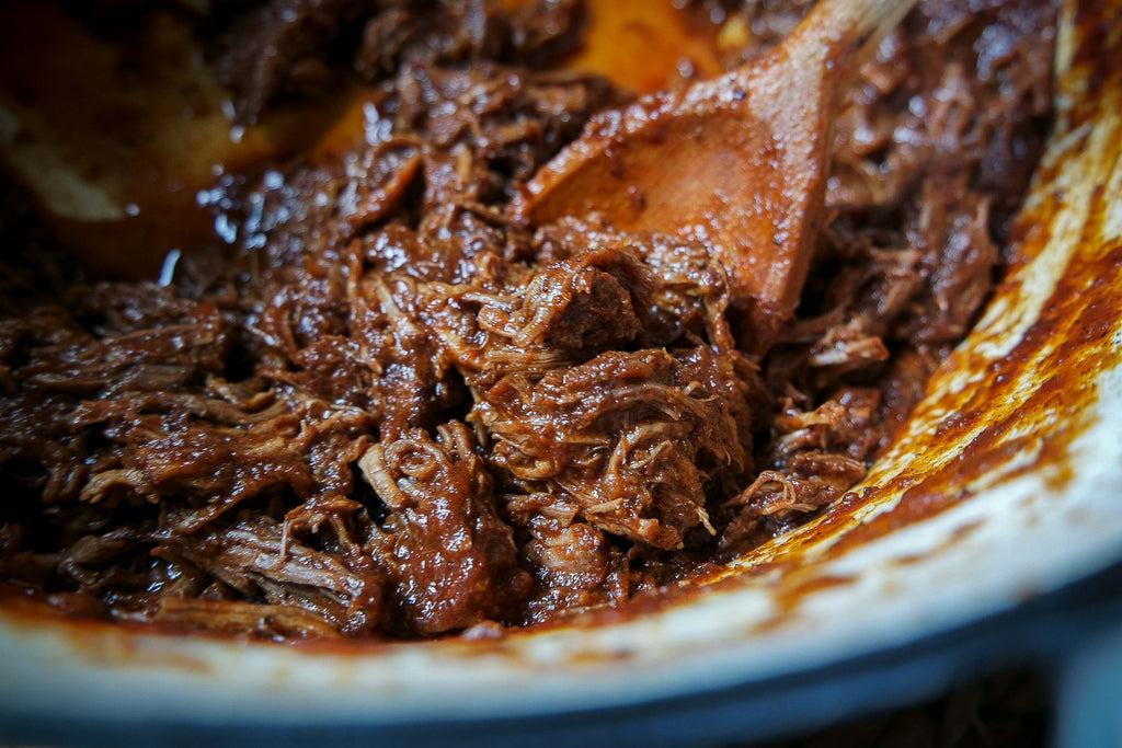 PULLED BEEF - 1 PINT