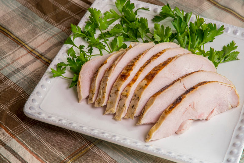 SOUS VIDE TURKEY ROAST - 1 LBS