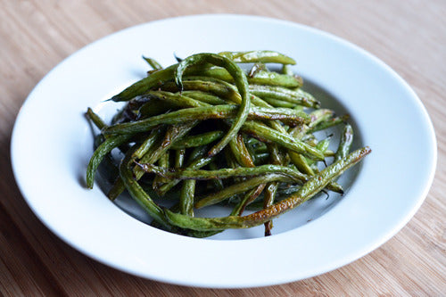 ROASTED GREEN BEANS - 1 - PINT