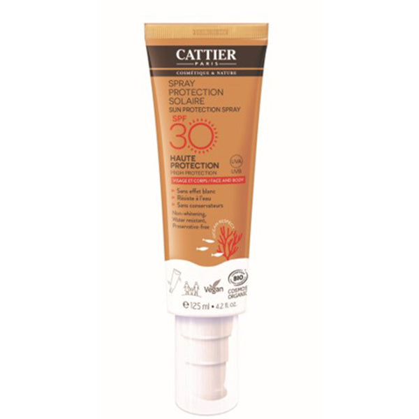 SPRAY PROTECTION SOLAIRE  SPF30 Haute Protection
