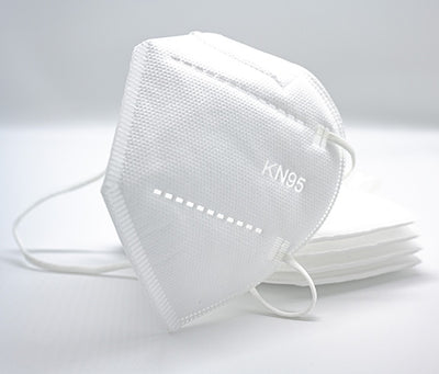 KN 95 Face Mask, Box of 50 White [#2338]