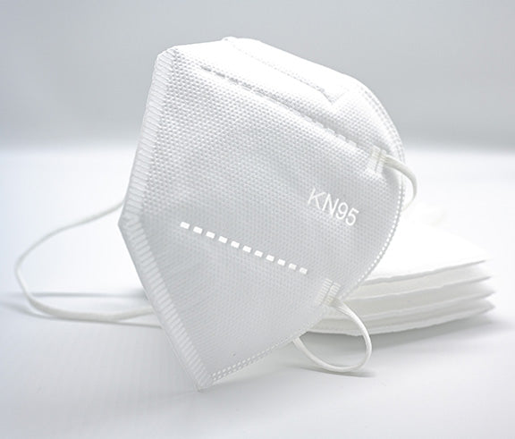 KN 95 Face Mask, Box of 50 White [#2321]