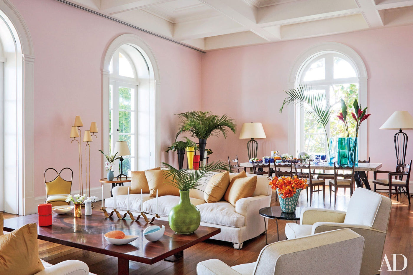 Home Tour in Palm Beach with Aerin Lauder