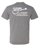 Guitars for Vets Unisex Triblend Tee