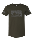 "Guitars for Vets ""Platoon"" T-Shirt"