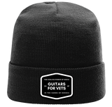 Guitars for Vets Cuffed Beanie