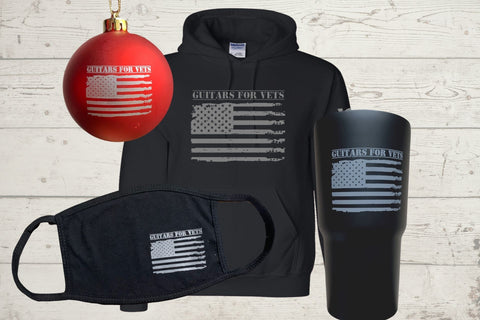 Guitars for Vets Holiday Bundle