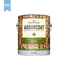 Load image into Gallery viewer, Arborcoat® Waterborne Exterior Solid Stain