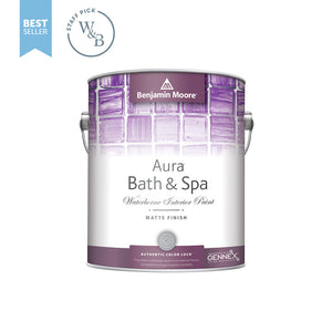 Aura® Bath And Spa Paint