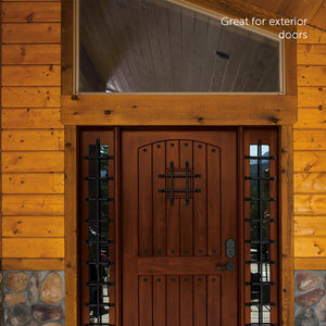 Proluxe Door & Window Wood Finish