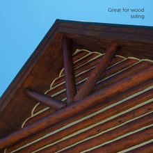 Load image into Gallery viewer, Proluxe Log & Siding Wood Finish