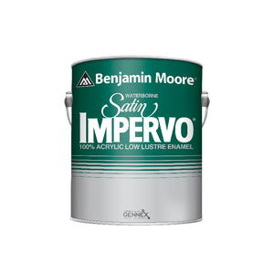 Waterborne Satin Impervo® Trim Paint