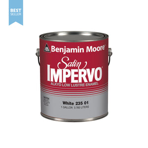 Satin Impervo® Trim Paint
