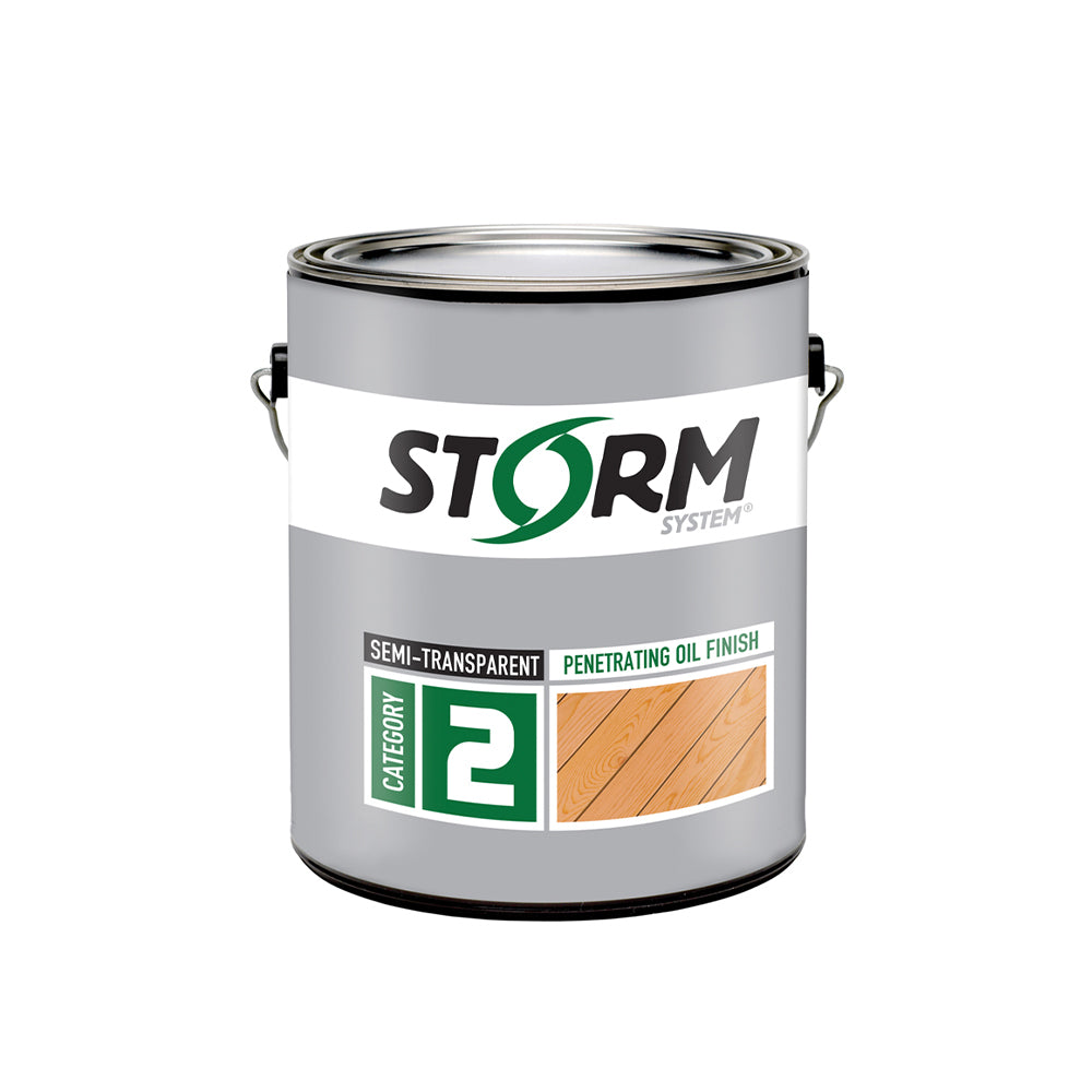 Storm System Semi-Transparent Penetrating Oil Finish