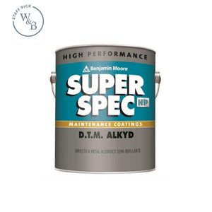 Super Spec® D.T.M. Alkyd Enamel