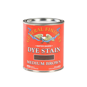 Water Based Dye Stain