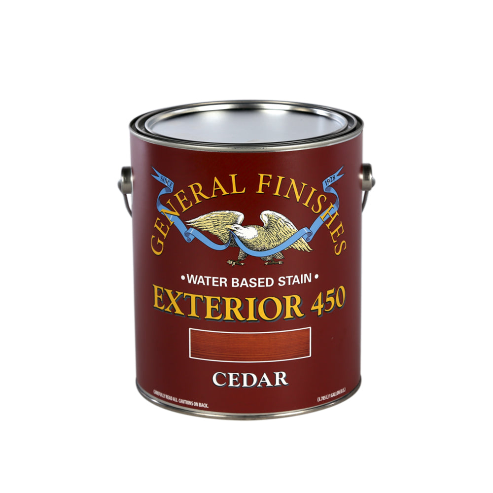 Exterior 450 Water Based Stain