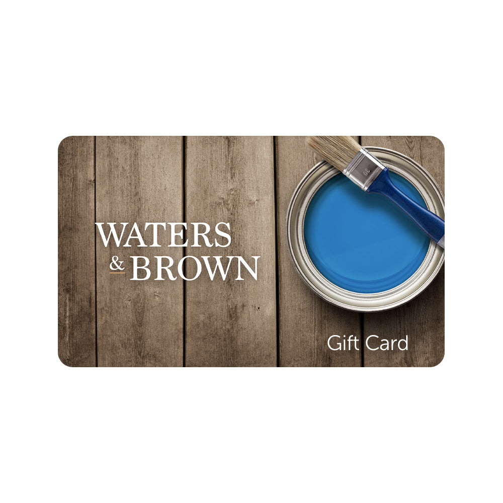 Gift Card for In-Store Use