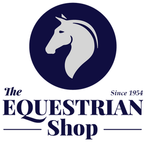 The Equestrian Shop Horse Head Logo