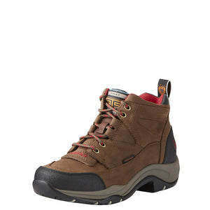 Womens Terrain H2O distressed Brown