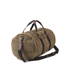 Load image into Gallery viewer, Clark Duffle - Brown Tweed