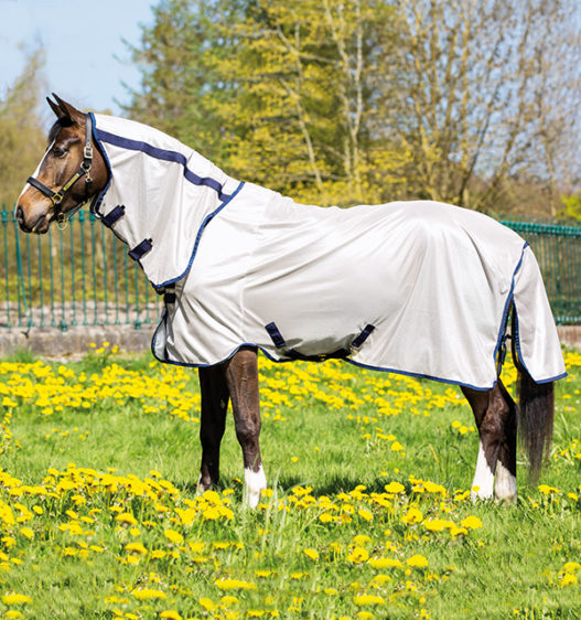 Horseware Mio Fly Sheet Bronze Navy