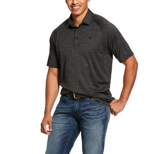 Mens Charger Short Sleeve Polo