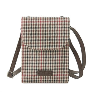 Mini Crossbody - Plaid
