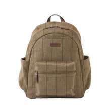 Load image into Gallery viewer, Clark Backpack - Brown Tweed