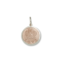 Load image into Gallery viewer, Paw Print Pendant - Small