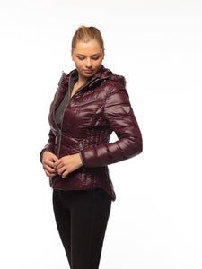 Womens Power Jacket
