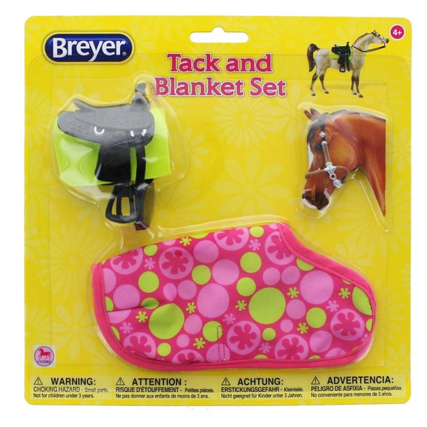 Tack and Blanket Set