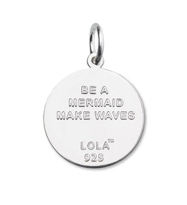 Mermaid Pendant - Medium