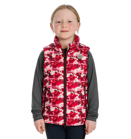 Kids Quilted Vest
