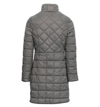 Load image into Gallery viewer, Womens AA Collection Insula Quilted Long Coat
