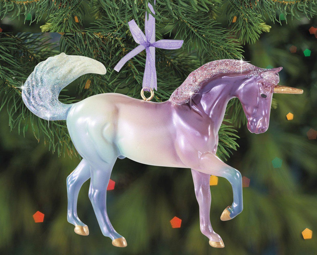 Cosmo Unicorn Ornament