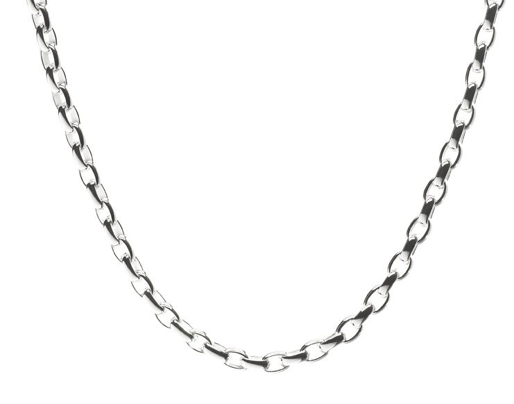 Signature Rolo Chain - 4mm 18