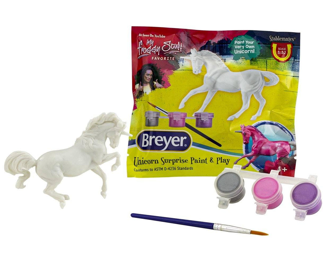 Unicorn Surprise Paint & Play Blind Bag