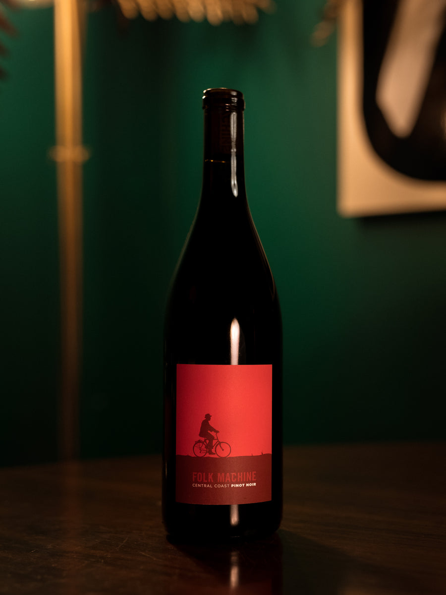 Hobo Wine Co. Folk Machine Pinot Noir 2018