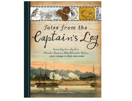 Captain's Log Book