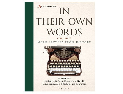 In Their Own Words Book