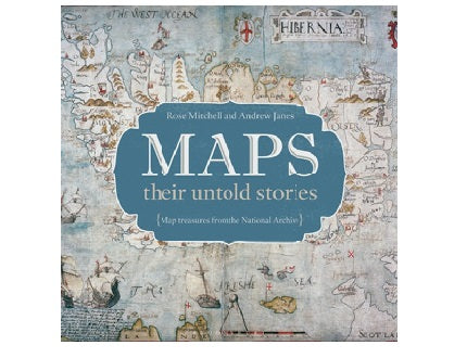 Maps Their Untold Story