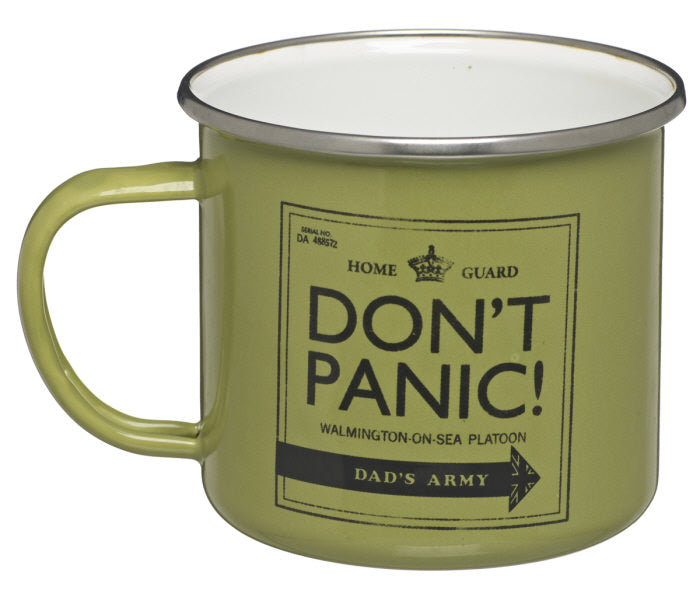Home Guard Enamel Mug