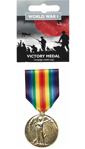 Victory Medal: Full Size Replica Medal