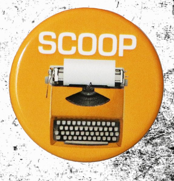 Scoop Button Badge