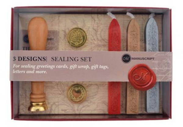 Festive Themed Wax Sealing Gift Set