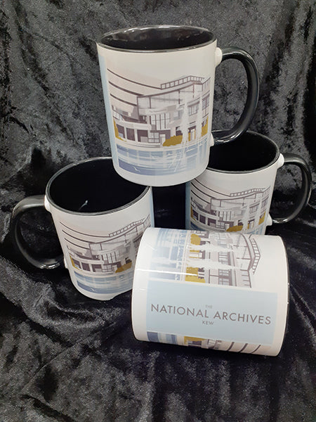 The National Archives Mug